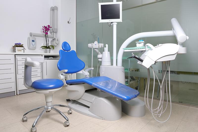 Fotografia negocios clínica dental sala dentista
