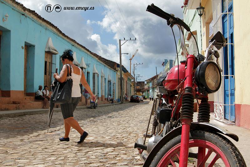 Reportaje Fotográfico Emeyé Calles adoquinadas Trinidad