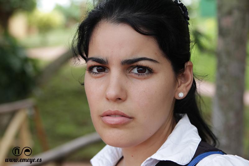 Reportaje Fotográfico Emeyé Chica Cubana