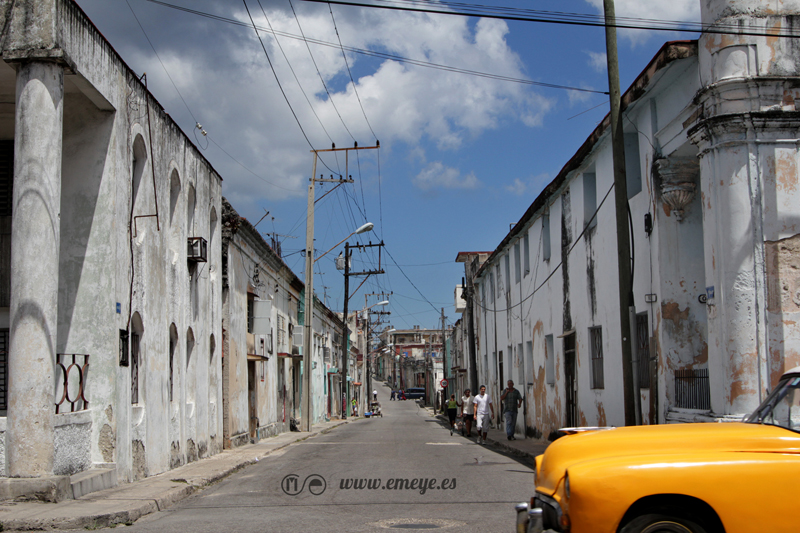Reportaje Fotográfico Emeyé La Habana Cuba