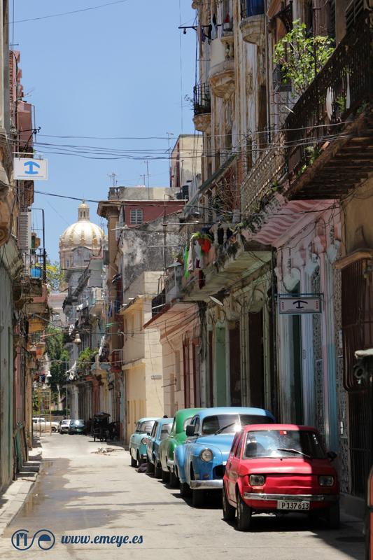 Reportaje Fotográfico Emeyé La Habana Vieja