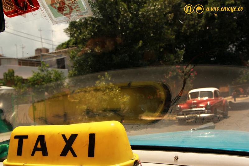 Reportaje Fotográfico Emeyé Taxi Cuba