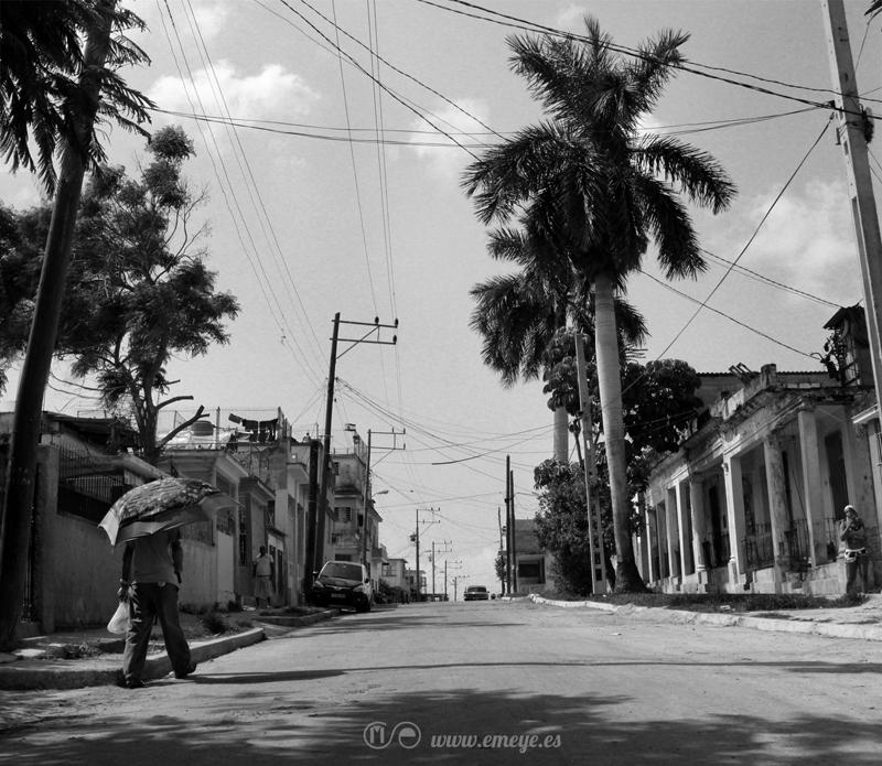Reportaje Fotográfico Emeyé paisaje ciudad Habana