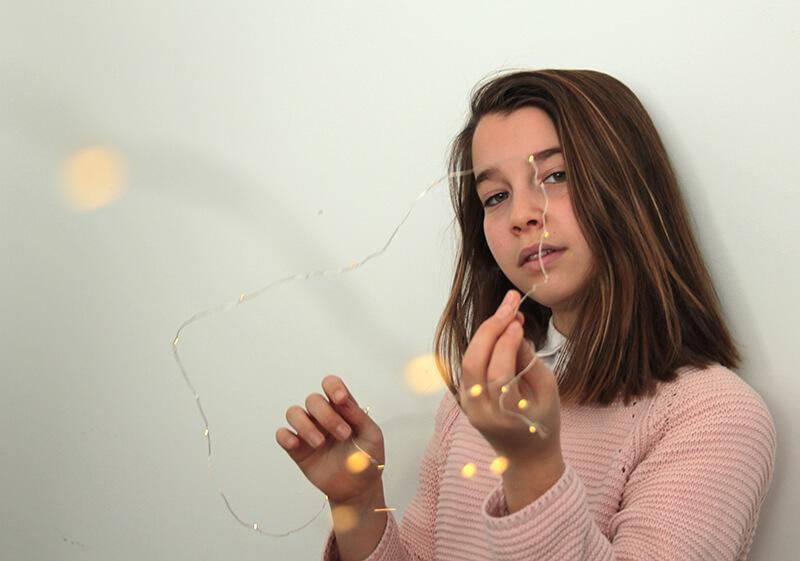 Curso Fotografía Emeyé Retratos luces