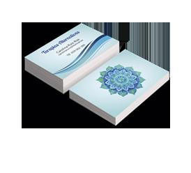 Portada Diseño tarjetas de visita