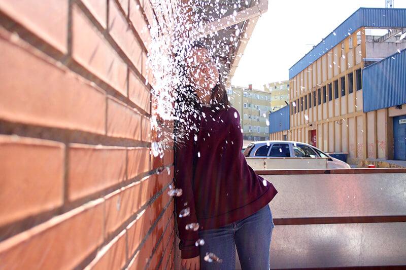 efectos con agua fotografías cursos emeyé